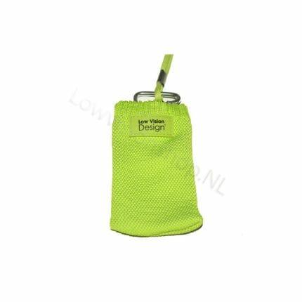 Low Vision Design beschermtas groen ST405031