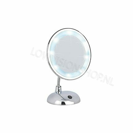 Wenko spiegel LED style 16cm 3x ST412004
