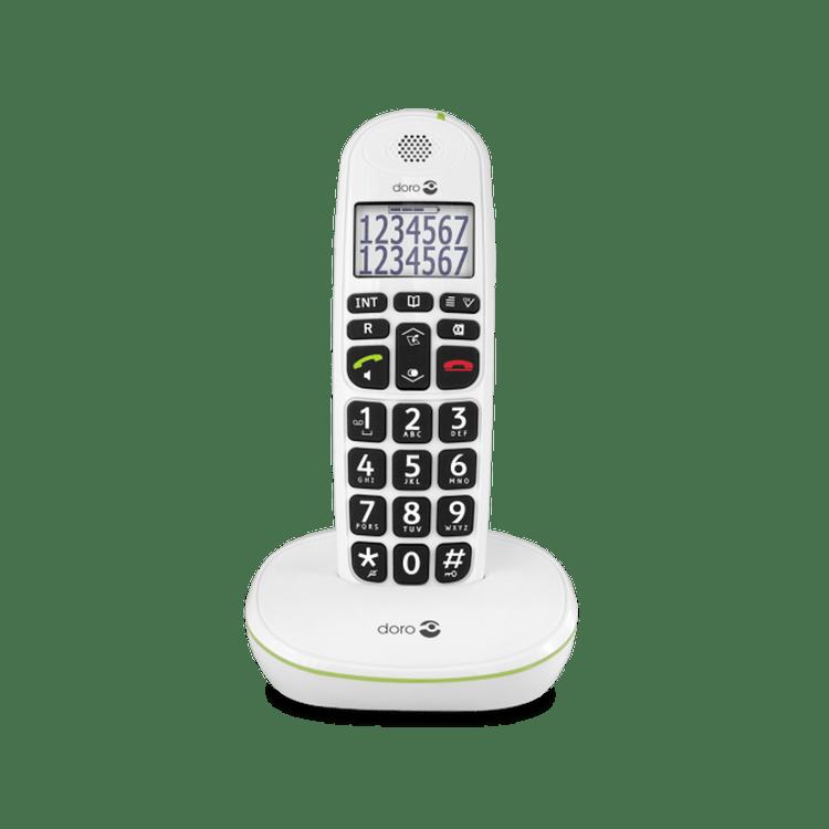 Doro phoneEasy 110 wit ST550130