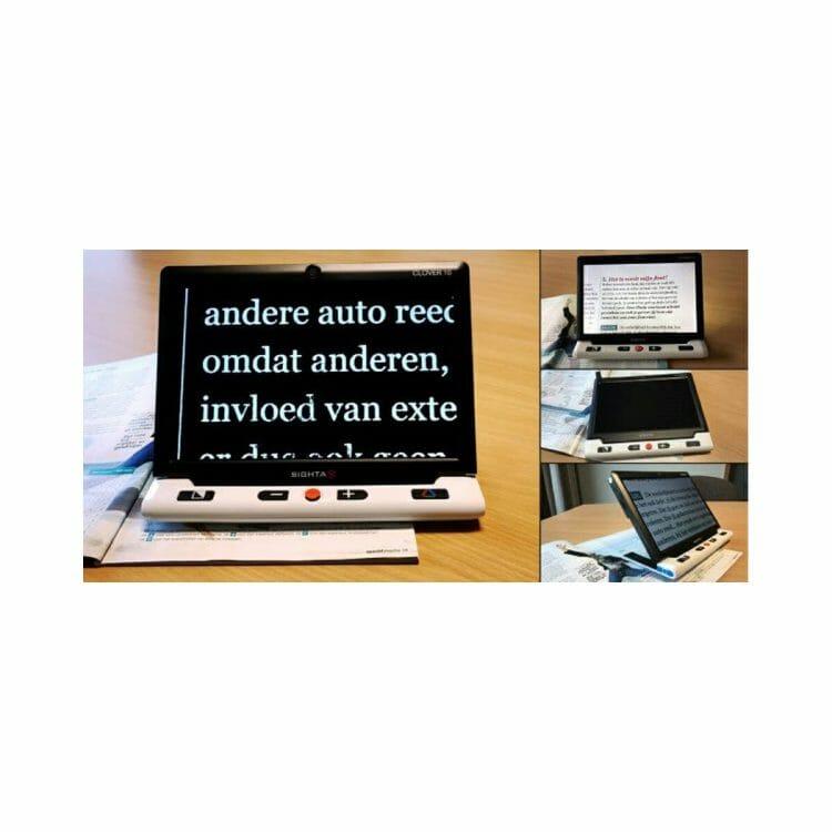 Clover 10 HD elektronische handloep ST409079