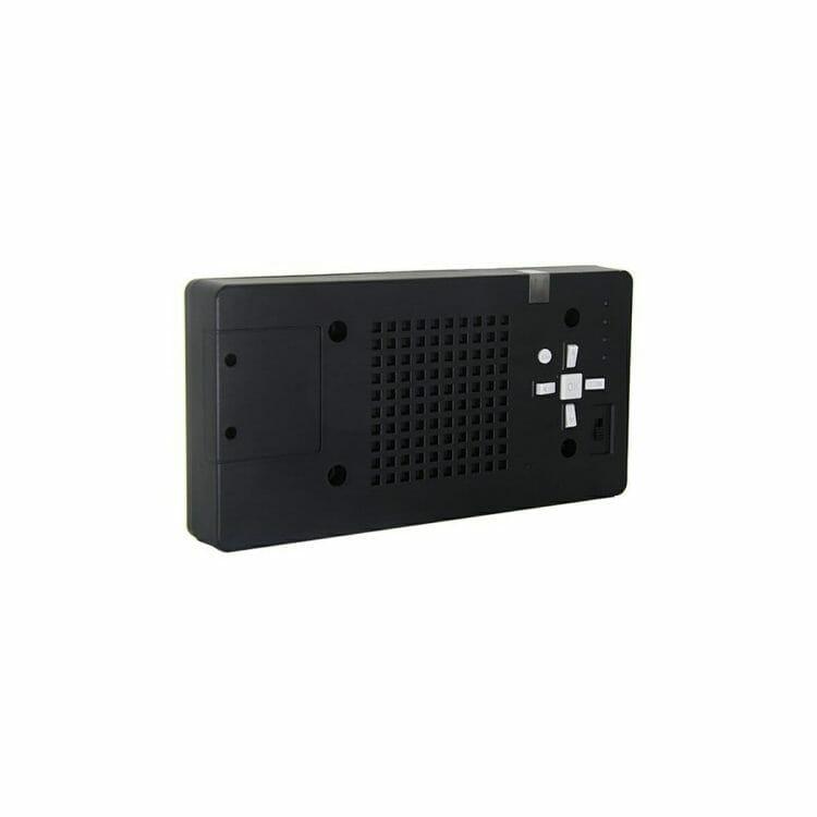 HDMI box met tijd, dag en datumweergave ST644115