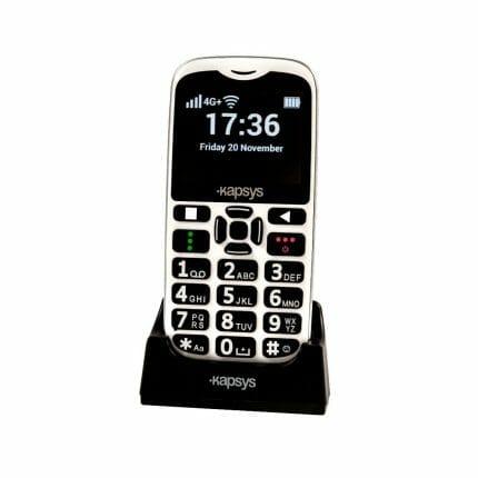 Minivision2 sprekende mobiel