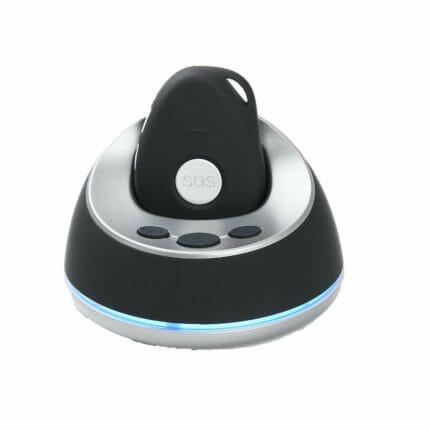 Amigo alarmknop zwart